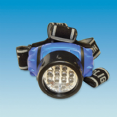 Lumo Delamere LED Head-Light With Batteries